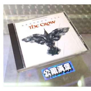 「The Crow BRANDON LEE 烏鴉 龍族戰神 李國豪 原聲帶 二手 CD 唱片 @公雞漢堡」