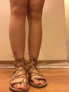 STEVE MADDEN lace up shoes