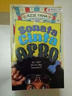 Sonata Cinta Afro