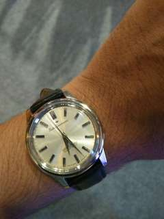 Vintage Seiko Sportsmatic 1960's Watch