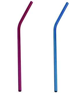Metal Straws New Color