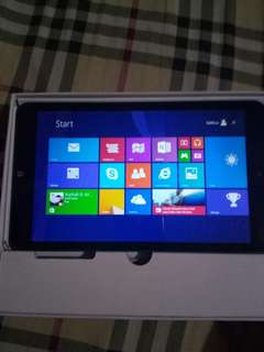 Advan vanbook w80