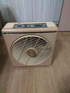 1970 box fan made in japan