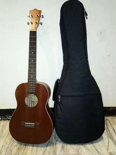 """🚚 LANIKAI 30"""" baritone ukulele"""