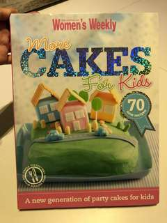 Cake for kids book