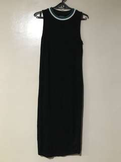 Top Shop black bodycon ladies dress,fits to small to medium