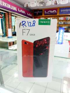 OPPO F7 128GB kredit Bunga 0%