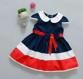 Formal girl dress (6m- 4y)