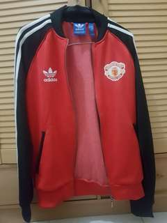 Tracktop Adidas Manchester United