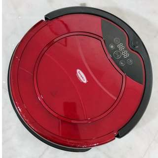 Europace Robot Vacuum Cleaner (Wet and Dry) ERV 3031T