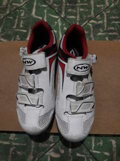 Northwave bike shoes / cleats