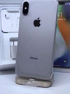 Apple iPhone X 256 GB Unlocked with 1 year warranty