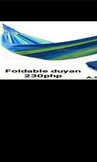 Foldable   duyan