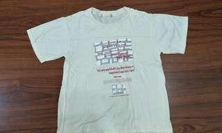 鵝黃T-shirt