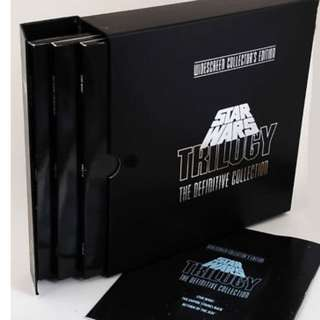 STAR WARS TRILOGY - The Definitive Collection