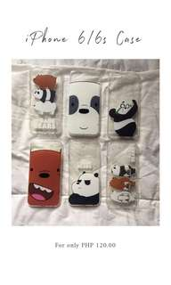 WE BARE BEARS iPhone Case (6/6s/6+/7/7+/8/8+)