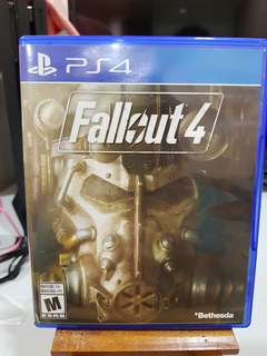 (PS4 games) Fallout 4