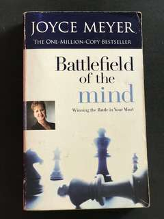 🚚 Battlefield of the mind by Joyce Meyer