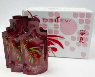 Youngliving Ningxia Red 寧夏杞子汁 60ml (10包/20包/30包)