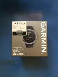 BNIB Garmin Vivoactive 3 Slate