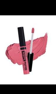 Silkygirl Matte Junkie Lip Cream 02