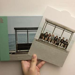 BTS YNWA 韓版淨專+企牌