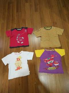 Boy top (2 - 3 year old)