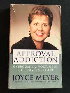 🚚 Approval Addiction by Joyce Meyer