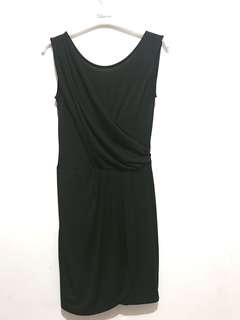 Black Mini Dress by Mango