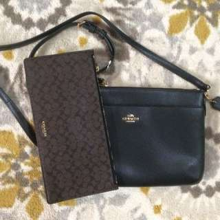 Coach Duo Sling Bag