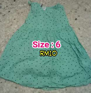 Baju preloved kids girl