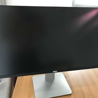 "WTS DELL Ultrasharp U2715H 27"" monitor"
