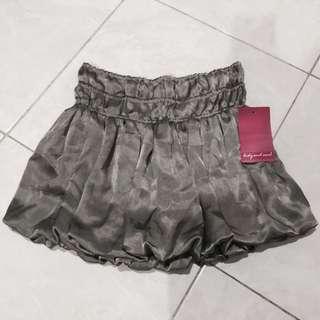 Body & Soul Balloon Mini Skirt