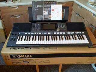 Jual Keyboard Yamaha PSR-S970 Baru
