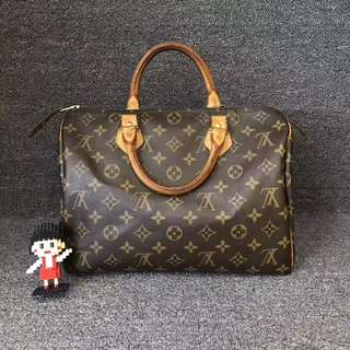 💯% Authentic Pre-loved LV Sp30