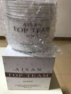 🚚 Aisan Top Team hair Conditioner