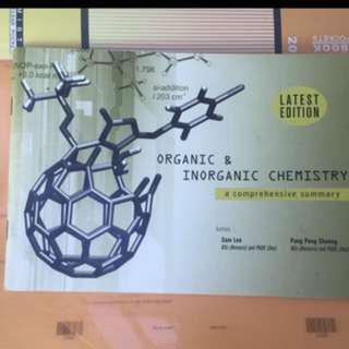 Organic and Inorganic Chemistry Handbook