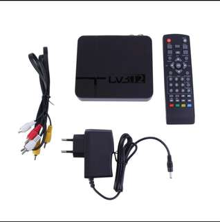 Digital TV Box Set