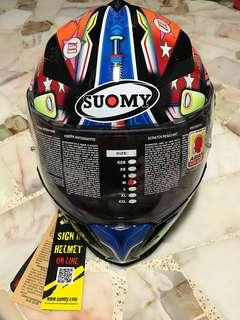 SUOMY Halo PinBall helmet
