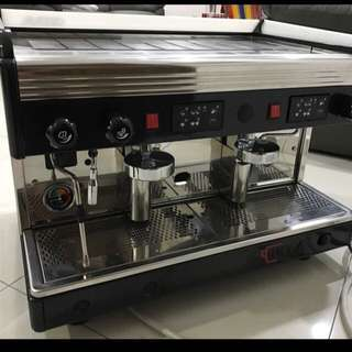 Wega espresso coffee machine