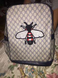 Gucci backpack high end quality