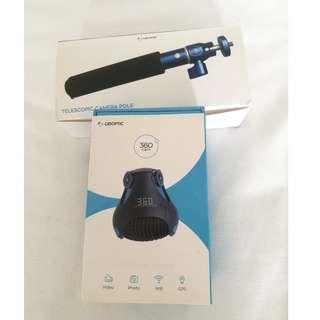 Giroptic Waterproof 360 Camera