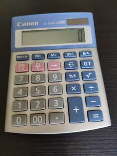 Canon LS-120 Hi Calculator