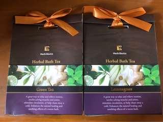 泰國Herb Basics Herbal Bath Tea