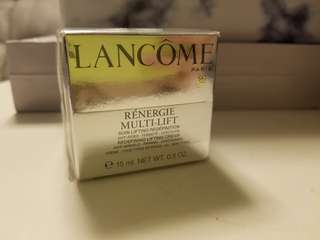 LANCOME redefining lifting cream 15ml