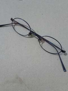 Vintage dkny thin spectacle frame