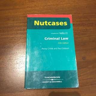 Criminal law guidebook