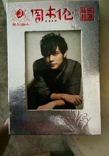 Jay Chow Photo Album (周杰倫簽名寫真集)