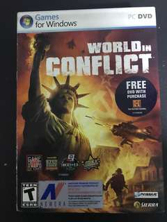 🚚 World in Conflict PC