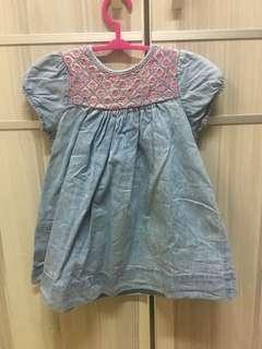 Poney jeans dress